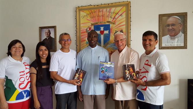 Superior Geral dos Religiosos de São Vicente no CC de Natal