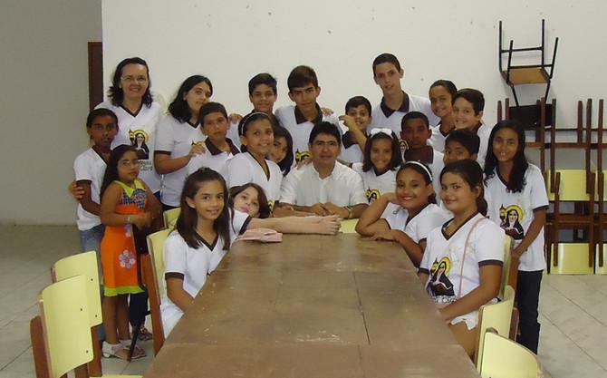 CCA comemora aniversário de fundação