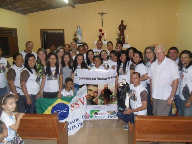 Conferência fundada em São Gonçalo do Amarante, RN