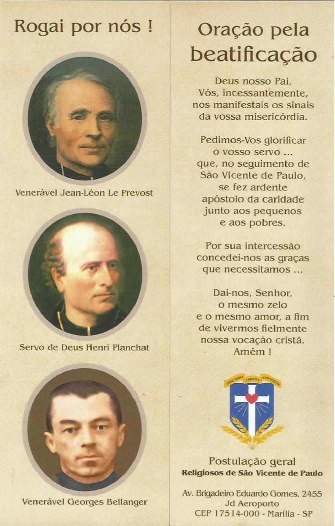 Postulador Geral dos Religiosos de São Vicente promove encontro em São Gonçalo do Amarante