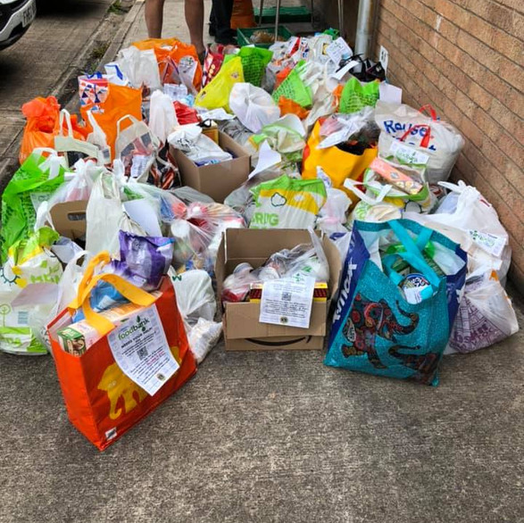 Foodbank Collections