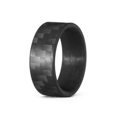 Handmade 3K Carbon Fiber Ring
