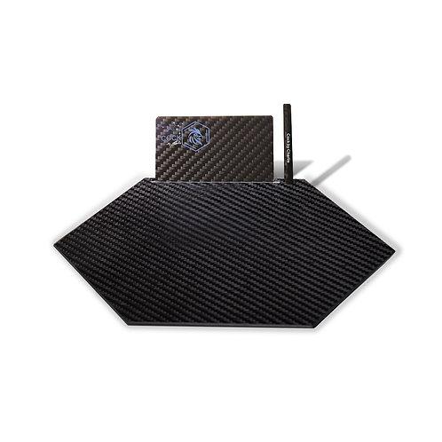 XL 100% Carbon Fiber Plate