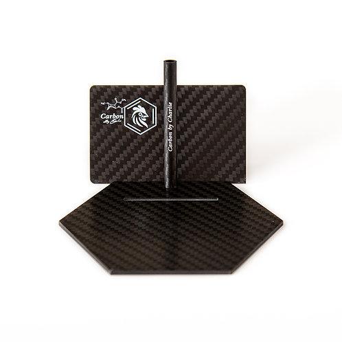 Mini 100% Carbon Fiber Plate