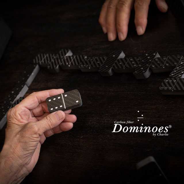 Dominoes by Charlie