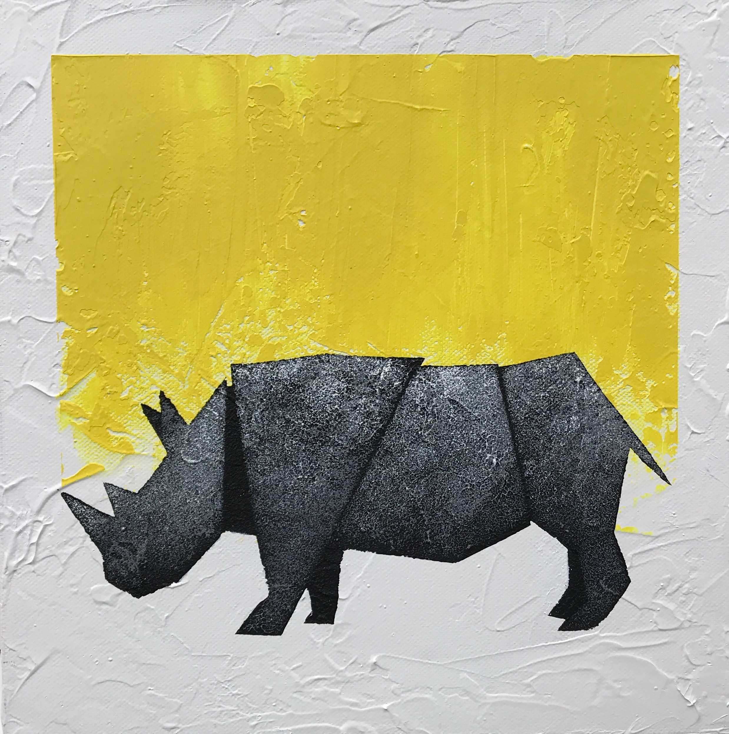 Rhino (Yellow)