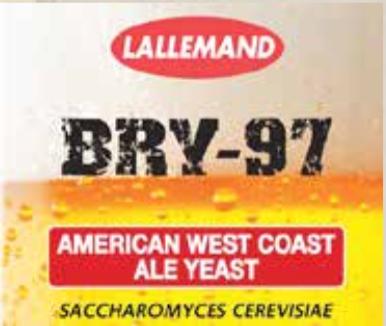 Levedura BRY-97 - Lallemand