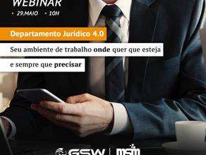 """Webinar """"Departamento Jurídico 4.0"""""""