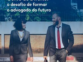 Curso de Direito: o desafio de formar o advogado do futuro