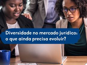 Diversidade no mercado jurídico: o que ainda precisa evoluir?