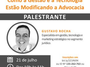 Webinar: Como a Gestão e a Tecnologia Estão Modificando a Advocacia