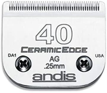 Cuchilla CeramicEdge Nº 40 ANDIS cerámico