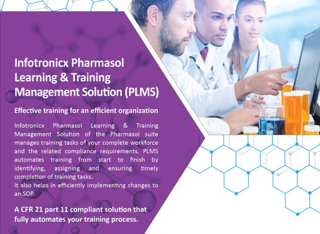 LMS – Learning Management System and GMP Training Software