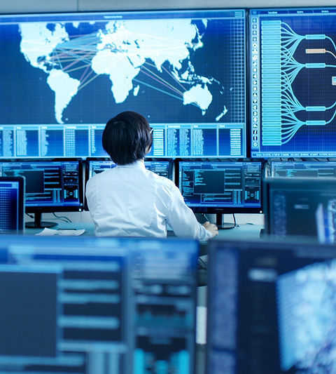 Global Security Monitoring