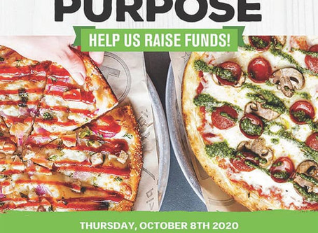 Pieology Dineout October 8th