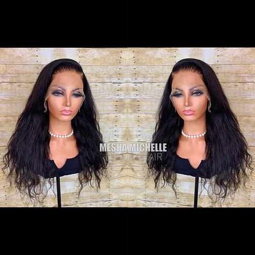 Bodywave Front Lace Wig