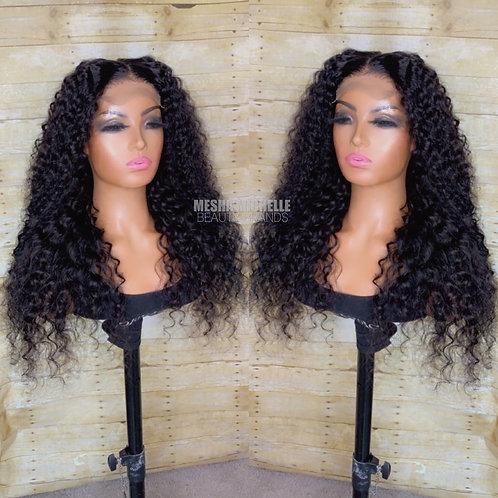 Deepwave 4x4 closure wig