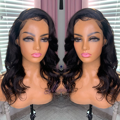 """BW Front lace wig 18"""""""