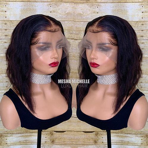 Bodywave Frontal wig