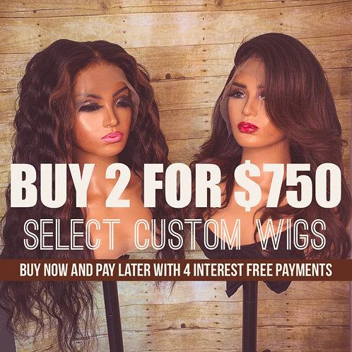 Buy 2 for $750 Summer Sale ($500 & Below)