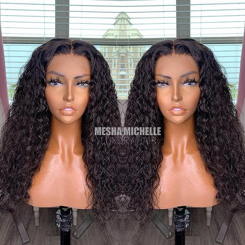 Deepwave full lace wig