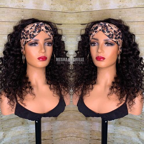 """""""Kiara"""" Headband wig"""