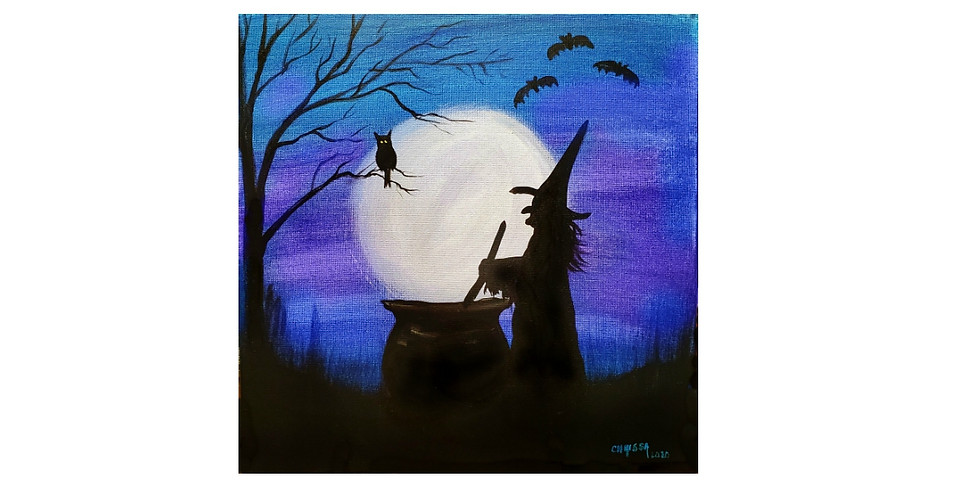 Witchy Night