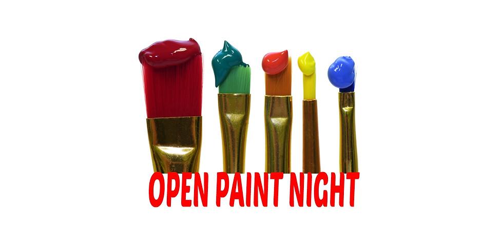 Open Paint
