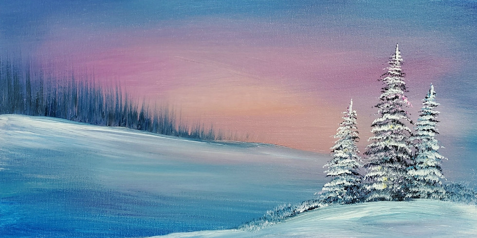 Peaceful Morning Paint Class