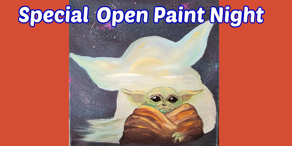 Special Open Paint March