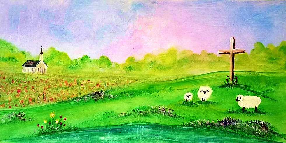 Easter Church & Meadow