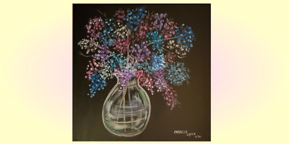 Shimmer Flowers