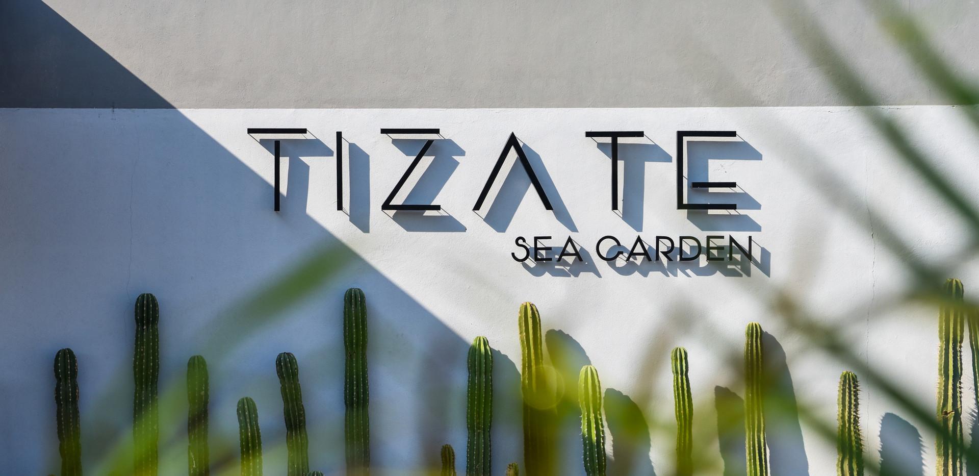 Tizate Sea Garden