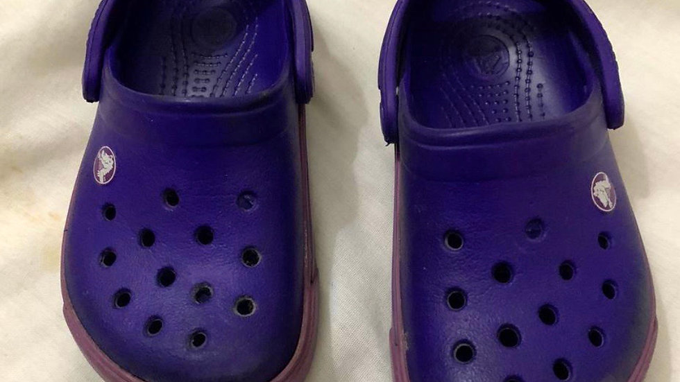 Crocs original lilás
