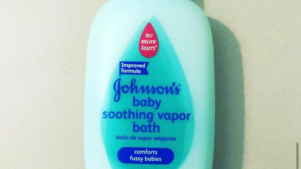 Vapor Johnson baby importado
