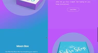 Sakra Sop Website