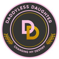 Daddyless Daughters Logo