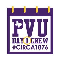 PVU Day1Crew Logo