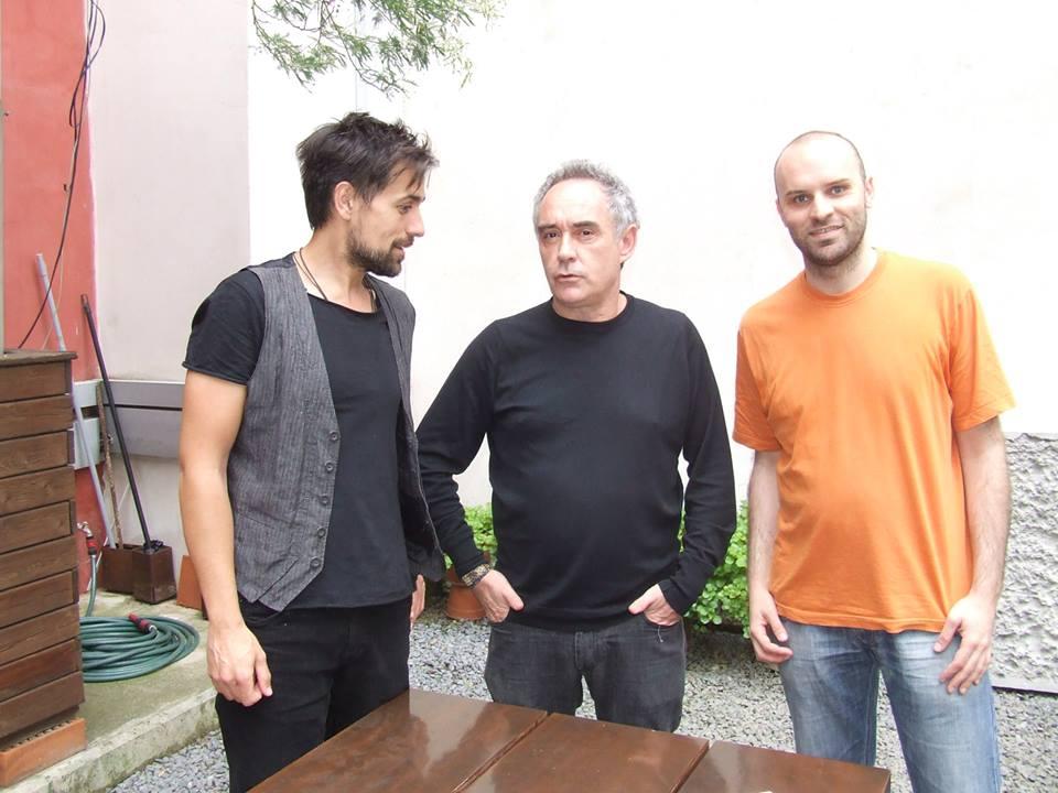 Kaiseki Teatre con Ferran Adrià