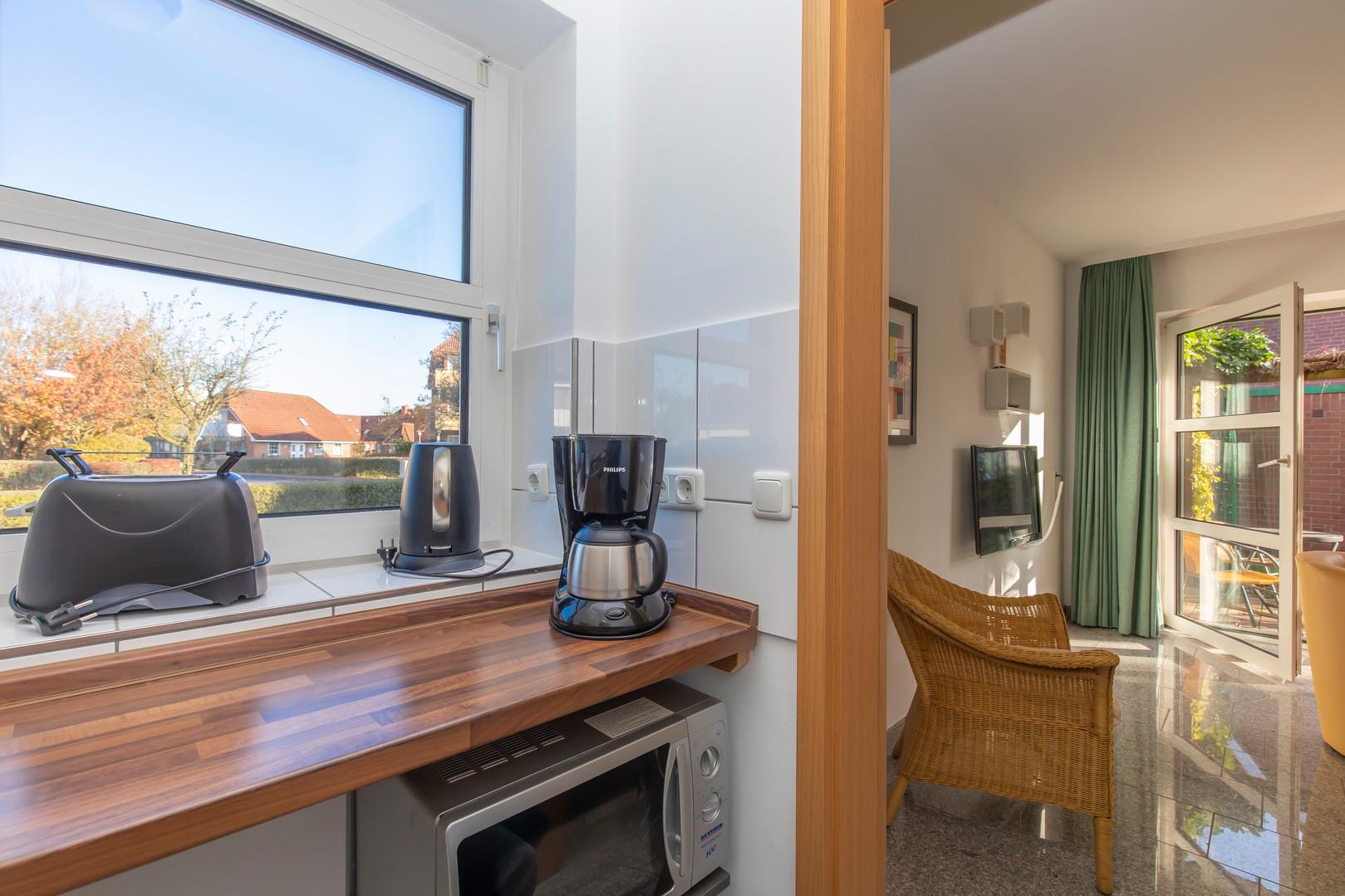 Terrassen-Appartements