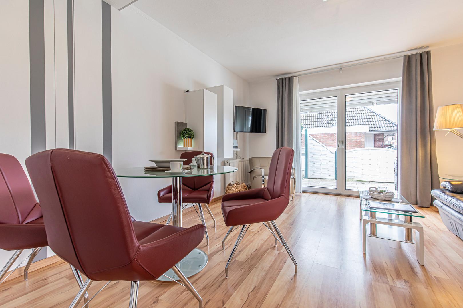 Appartement 1 EG-Wohnung