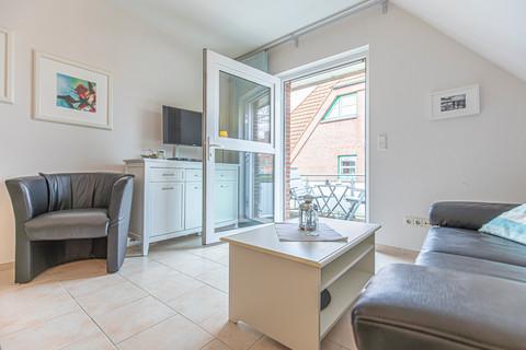 Appartement 2 OG mit Balkon