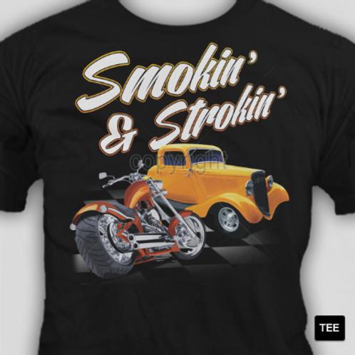 SMOKIN & STROKIN