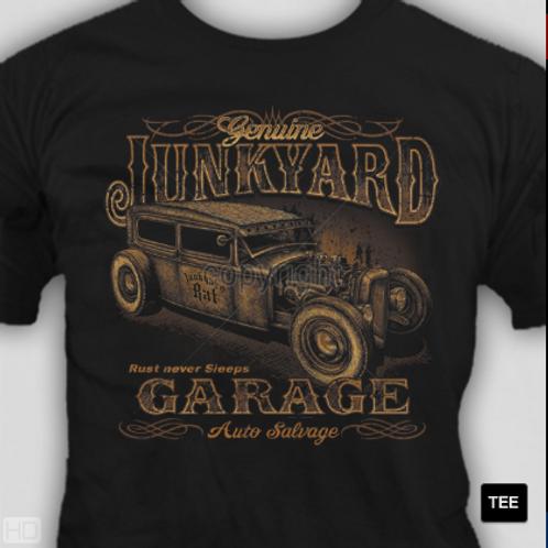 JUNK YARD GARAGE