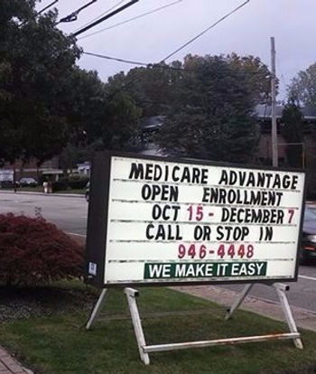 medicare advantage insurance from Jean Martin Insurance