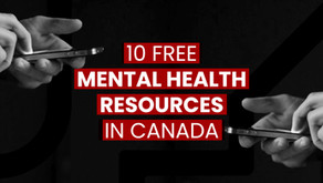 10 Free Mental Health Resources in Canada