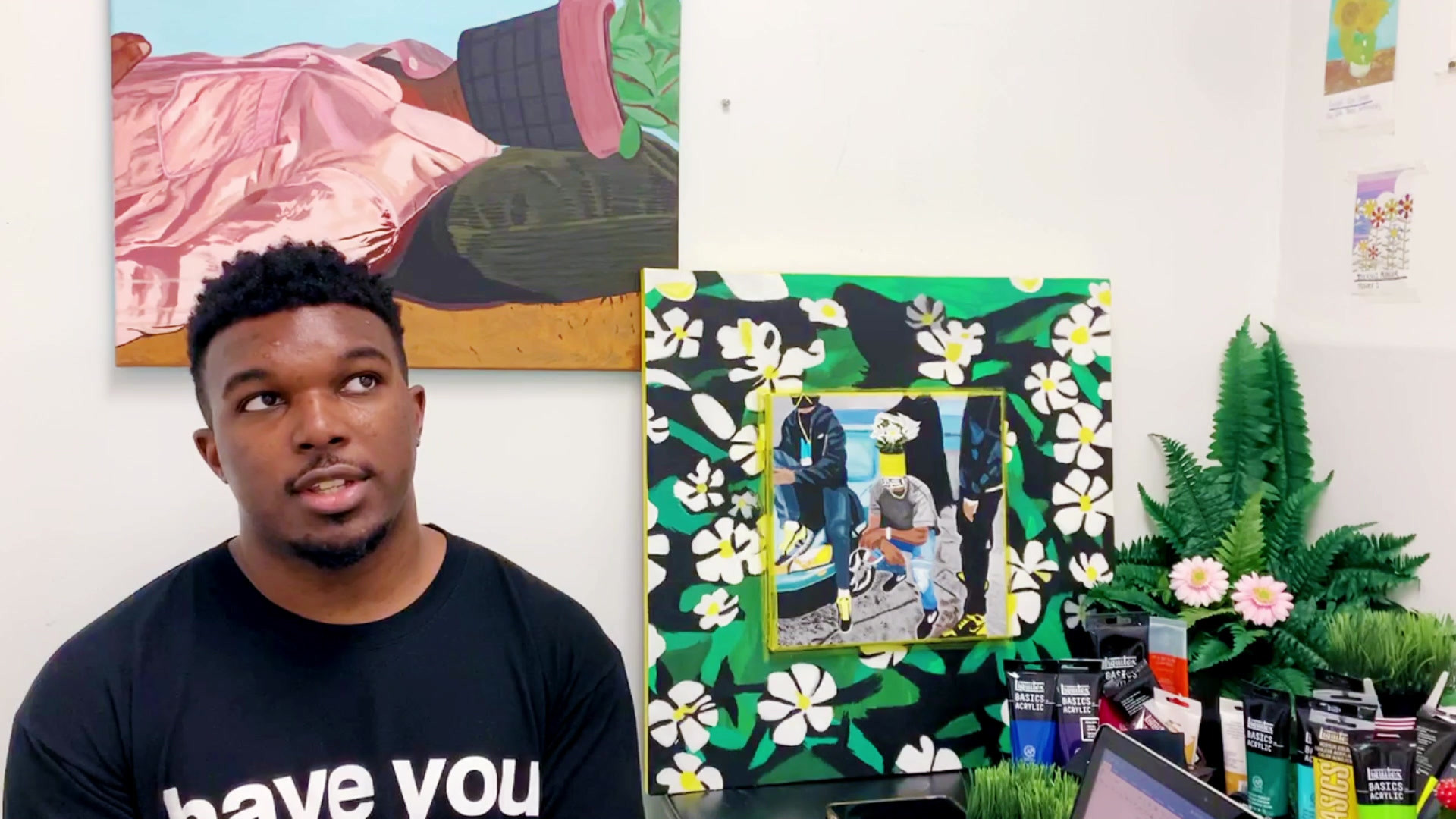 Art & Mental Health: with Alexander Robinson