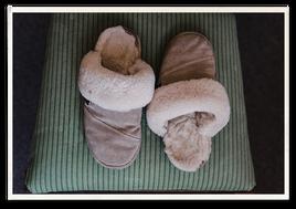 Miranda's Slippers