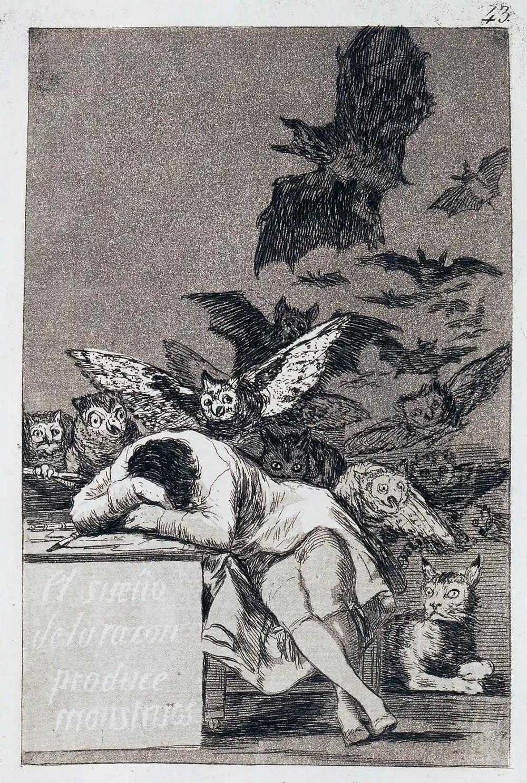 Etching, 1799