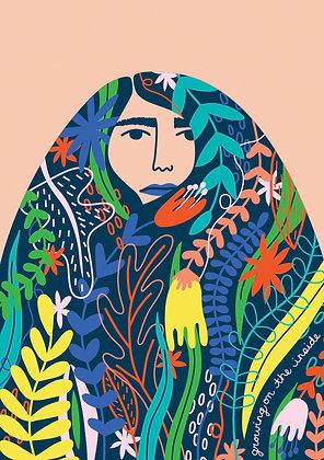 "Jenn Kitagawa, ""Growing"""